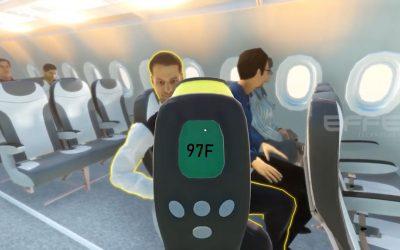 Virtual Reality Development in Safety Training – Aviation Passenger Safety Program